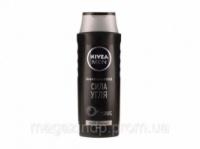 281630. Шампунь для чоловіків 400мл (Догляд. Сила вугілля) ТМ«NIVEA»|escape:'html'