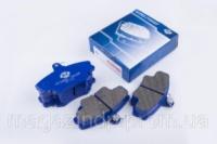 Колодки тормозные дискового тормоза  RENAULT/DACIA LOGAN 1.4/1.5/1.6 передние AT 1669-300BP Код:241899879