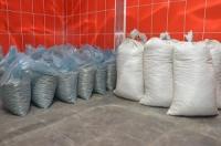 Соломенные пеллеты, фасовка в мешках по 15 кг и 30 кг escape:'html'