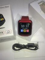 Наручные электронные часы Smart Watch U80 (умные смарт часы) Bluetooth