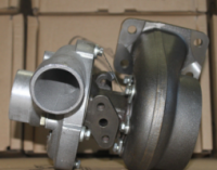 Чешская турбина С14-126-01 / Трактор МТЗ escape:'html'