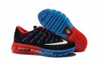 Nike Air Max 2016 «Black/Blue/Red|escape:'html'