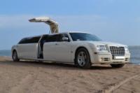Аренда лимузина Chrysler 300C (Крайслер 300С) белого цвета|escape:'html'
