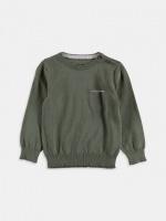 16-141 LCW 3-6 мес (рост 62-68) Джемпер кофта для мальчика / реглан / пуловер лонгслив одежда свитер