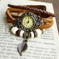 Часы-браслет женский по  Новому Holiday « QUARTZ »|escape:'html'