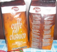 Кофе в зернах Espresso Italia Caffe Classico 1 кг.
