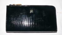 Кошелек женский H.Verde (кожа), 2596 -67 Черный, размер 190*100*20 escape:'html'