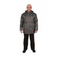 Утепленная куртка, на синтепоне, для рабочих escape:'html'