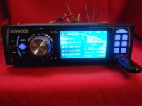 Автомагнитола KENWOOD 3016 1DIN, LCD, DivX, USB, SD, MP3, MP4 escape:'html'