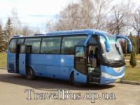 Аренда автобуса Днепропетровск,Украина и СНГ.