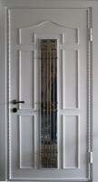 Двери Металлические с окном (ДИО1)