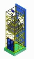 Грузовые подъёмники. Грузовые лифты. Консольные подъёмники.