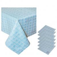Набор подарочный Голубая клетка ТМ Прованс by Andre Tan|escape:'html'