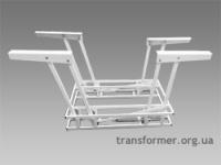 Механизм стола-трансформера (журнальный - обеденный стол).белый|escape:'html'