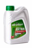 Охлаждающая жидкость ANTIFREEZE AKVILON EXTRA -40 (зелёный) G-11 1 кг|escape:'html'