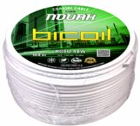 BiCoil кабель коаксиальный RG6U 48W NOVAK|escape:'html'