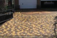 Тротуарная плитка «Старый город» 4,0см 6,0см 8,0см
