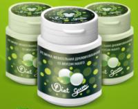 Жвачка для похудения Diet Gum с Ягодами Годжи и Зеленым кофе|escape:'html'