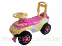 Іграшка дитяча для катання «;Машинка»; музична 0142/07RU Код:09001427|escape:'html'