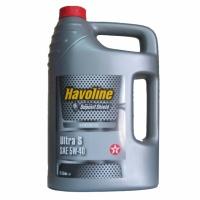 Моторное масло TEXACO HAVOLINE ULTRA S 5W-40 5l. Бесплатная замена в г. Шостка escape:'html'