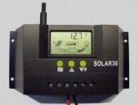 Интеллектуальный контроллер заряда-разряда 30А 12/24(авторежим)|escape:'html'