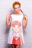 Платье Зайка Тая