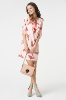 Коктельное платье с аистами Рика Маре|escape:'html'