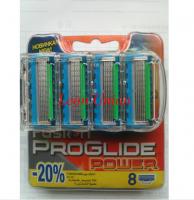Лезвия Gillette Fusion ProGlide Power 8's(восемь картриджей в упаковке)|escape:'html'