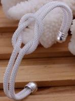 Браслет Tiffany (TF40). Покрытие серебром 925 escape:'html'