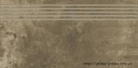 Ступень Scratch Brown Stopnica Nacinana Paradyz 29,8x59,8 Парадиж Скратч Браун Стопника Начинана|escape:'html'