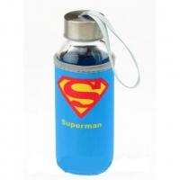 Бутылка с чехлом «Супергерой», в ассортименте escape:'html'