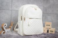 Рюкзак женские Zara, белые (90172),  [ 1  ]