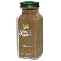 Simply Organic, Кардамон, 2,82 унции (80 г) escape:'html'