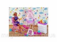 Мебель для детской  (арт. 9929), пластик, Цветная коробка, 1x1x1см Код:02019929