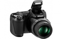 Фотоаппарат Nikon Coolpix L820 Black escape:'html'