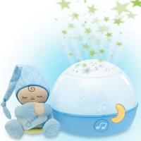 Игрушка-проектор Chicco Звезды для мальчиков (02427.20)