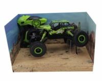 Джип Rock Crawler 0980 1:18 Зеленый