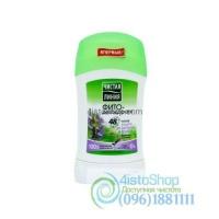 Дезодорант-стик Чистая линия Защита от запаха и влаги 40 мл