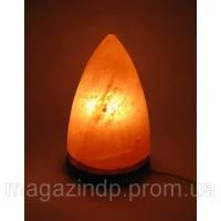 Соляная лампа (SL-17)(19х11,5х11,5 см)(8 шт ящ.)(Гималайская соль) Код:25664