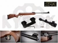 Пневматическая винтовка SPA GS750 с прицелом« escape:'html'