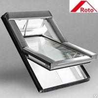 Мансардное окно Roto Designo WDF R45 H N AL 05/09