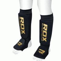 Накладки на ноги, защита голени RDX Soft Black M|escape:'html'