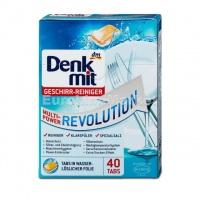 Denkmit Geschirr-Reiniger Multi-Power Revolution Tabs. Таблетки для посудомоечной машины Мульти-Power Revolution 40 шт.|escape:'html'