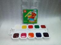Краска акварель 10 цветов|escape:'html'