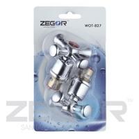 Ручка с кран-буксой (пара) Zegor WOT-722 escape:'html'