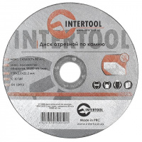 Круг отрезной по камню INTERTOOL CT-5005|escape:'html'