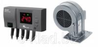 Комплект для твердотопливного котла автоматика и турбина KG Elektronik CS20-DP02 - Оптом|escape:'html'