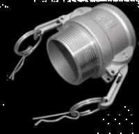 KAMLOK Тип B - РЗ 3«- нерж/сталь|escape:'html'