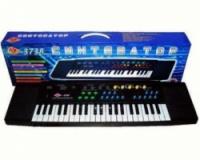 Детский синтезатор SK 3738 с микрофоном escape:'html'
