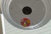 Лебедка лифт-подъемник для люстры MW-Light 50 кг, 4 м